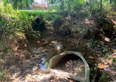 Stormwater Management Facility and Stream Restoration Design, Hampstead Valley 4